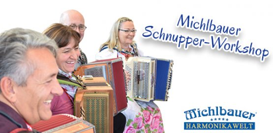 Michlbauer Schnupper-Workshop